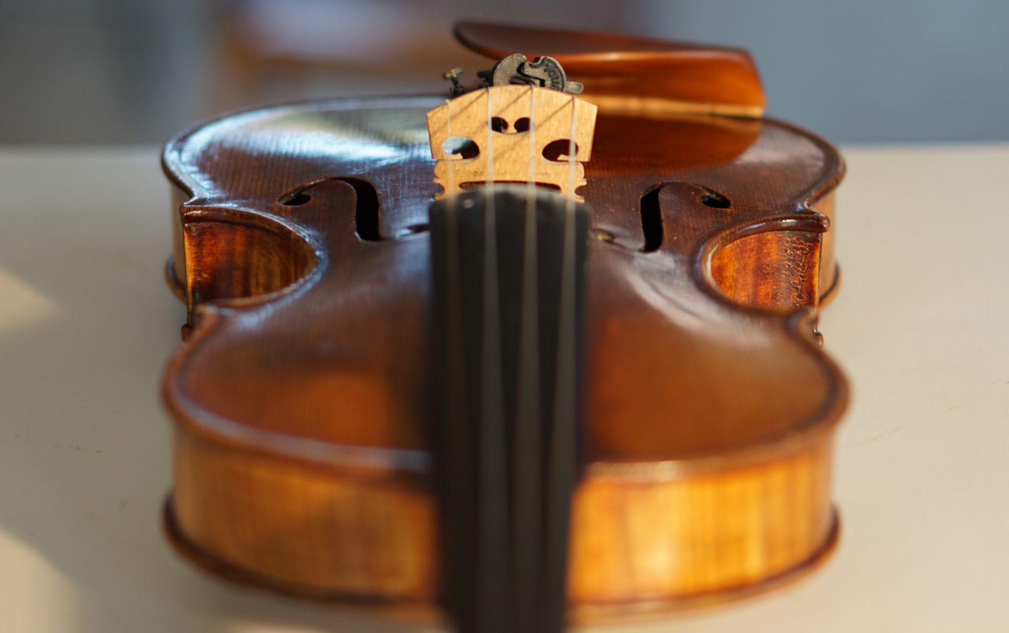 Geigen- und Bratschenunterricht